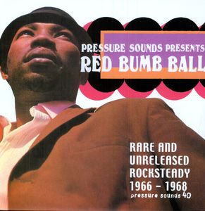 Red Bumb Ball: Rare & Unrelea