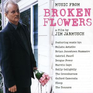 Broken Flowers (Original Soundtrack) [Import]