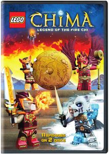 Lego: Legends of Chima - Legend of the Fire Chi