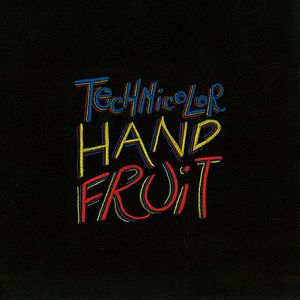 Technicolor Hand Fruit