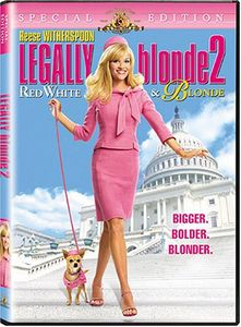 Legally Blonde 2-Red White & Blonde