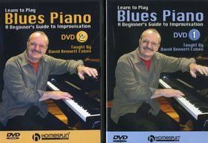 Blues Piano 1 & 2