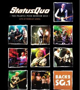 Live on Stage: Frantic Four Tour [Import]