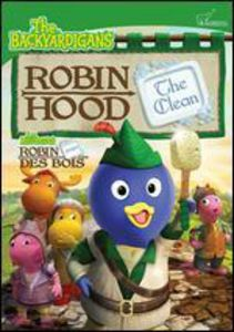 Backyardigans Robin Hood the Clean [Import]