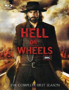 Hell on Wheels: The Complete First Season