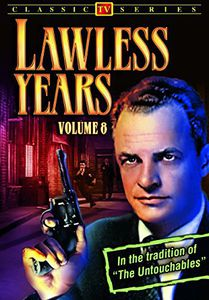 Lawless Years 8: 4 Episode Collection