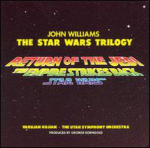 Star Wars Trilogy (Original Soundtrack)