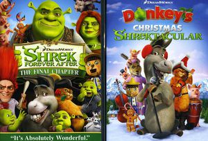 Shrek Forever After Double DVD Pack