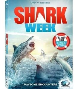 Sharkweek Jawsome Encounters