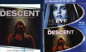 Eye (2008) & Descent (2006)