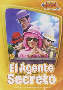 El Agente Secreto-Temporada 1-CD 5 [Import]