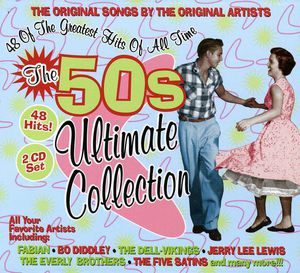50s-Ultimate Collection /  Various