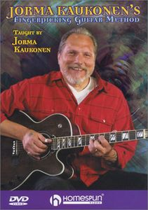 Jorma Kaukonen's: Fingerpicking Guitar Method