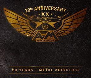 20 Years - Metal Addiction /  Various