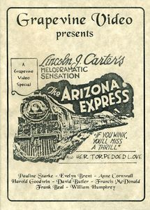 Arizona Express (1924)