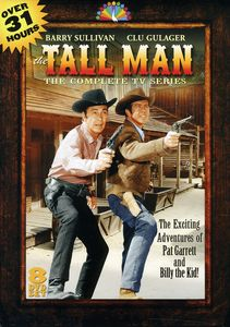 Tall Man the Complete 1st & 2nd Season (1960-1962)