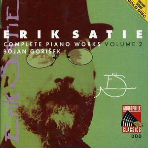 Satie: Complete Piano Works 2