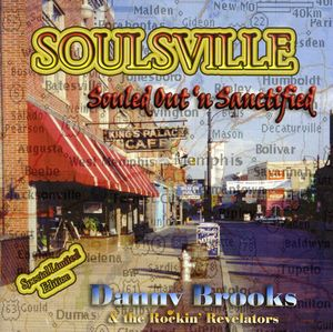 Soulsville Souled Out N Sanctified