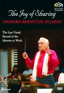 Joy of Sharing: Leonard Bernstein in Japan
