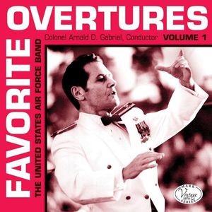 Favorite Overtures Vol. 1