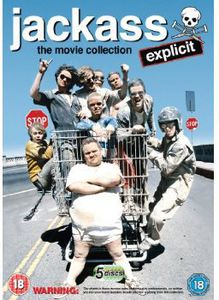 Jackass: Movie Collection Explicit