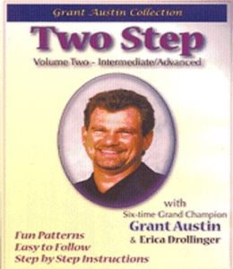 Two Step with Grant Austin Vol Two Intermediate