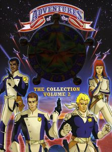 Adventures of the Galaxy Rangers Collection 2