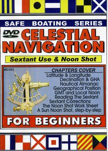 Celestial Navigation Sextant Use & Noon Shot