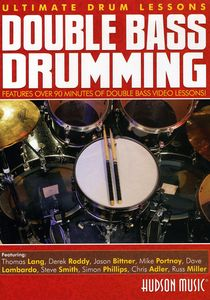 Ultimate Drum Lessons: Double Bass Drumming