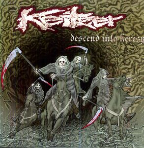 Descend Into Heresy [Import]