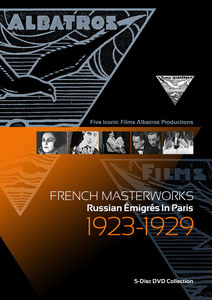 Russian Emigres in Paris 1923-29