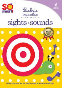 So Smart Baby's Beginnings: Sights & Sounds