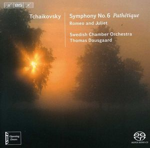 Sym No 6 in B minor /  Pathetique Op 74