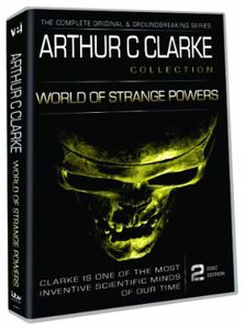 Arthur C. Clarke Collection: World of Strange Powers