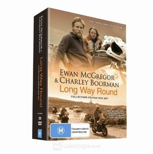 Long Way Round Box Set