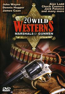 20 Wild Westerns-Marshals & Gunmen