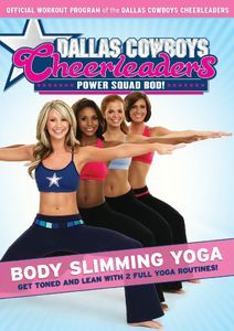Dallas Cowboys Cheerleaders: Body Slimming Yoga