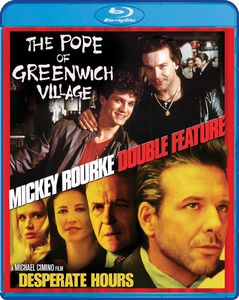 Mickey Rourke: Pope of Greenwich Village