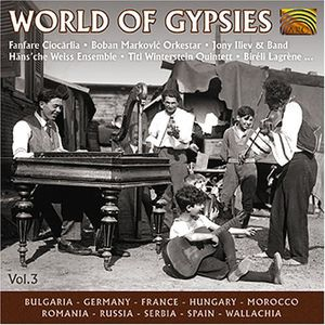 World of Gypsies 3 /  Various