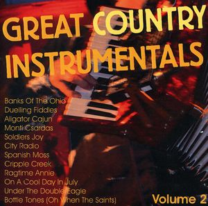 Great Country Instrumentals 2 /  Various