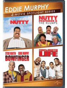 Eddie Murphy 4-Movie Spotlight Series