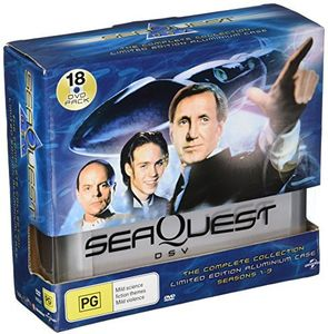 Seaquest Complete Collection [Import]