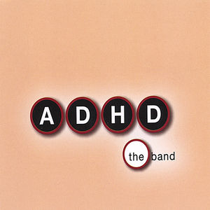 Adhd the Band (Pink)
