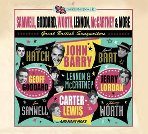 Great British Songwriters /  Various [Import]