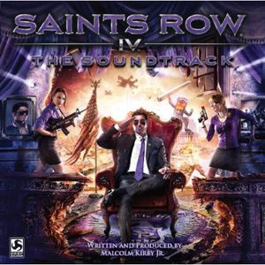 Saints Row IV (Original Game Soundtrack)