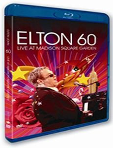 Elton 60-Live at Madison Square Garden [Import]