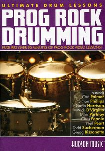 Ultimate Drum Lessons: Progressive Rock Drumming