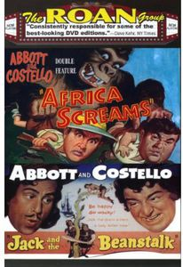 Africa Screams & Jack & Beanstalk