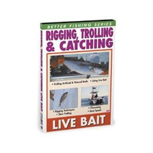 Rigging Trolling & Catching Live Bait