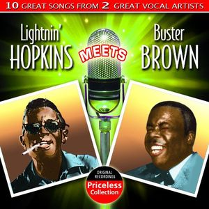 Lightnin Hopkins Meets Buster Brown
